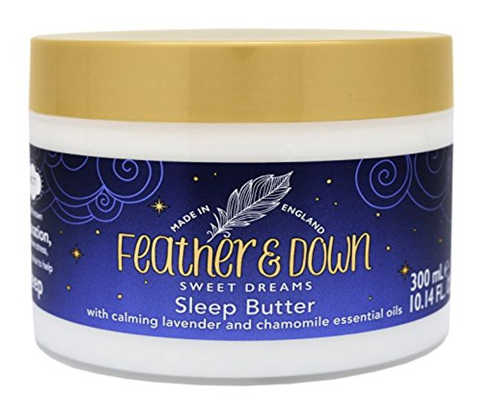 Feather & down Sweet Dream Body Butter 300ml - Only £4!