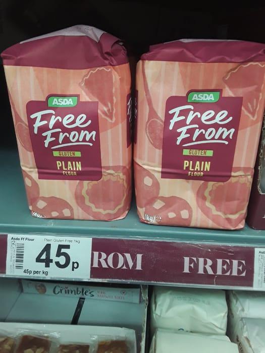 Asda Free from Plain Flour