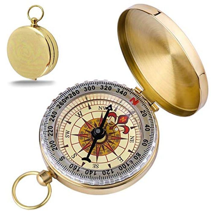 DEAL STACK - MELARQT Portable Compass + Code