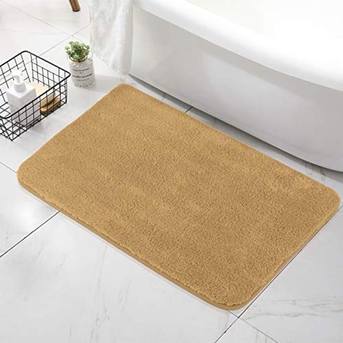 Decorus Non Slip Memory Foam Bath Mat