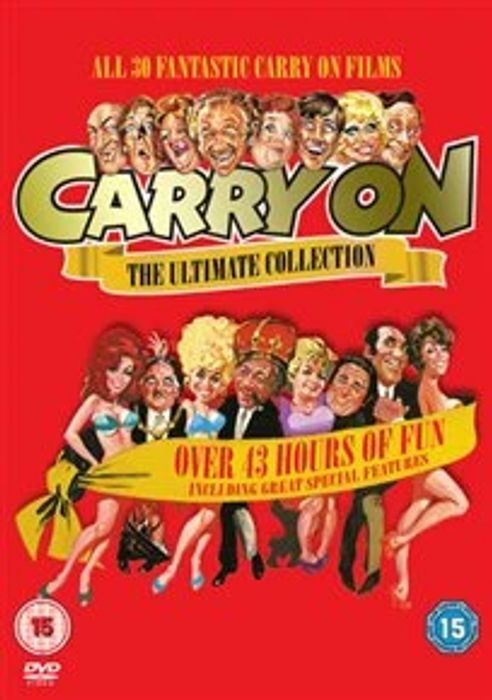 Carry On: The Ultimate Collection - Only £23.92!