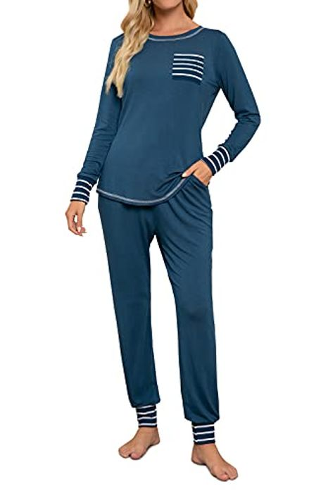 50% Off Womens Comfy Pyjama Set with Free Delivery