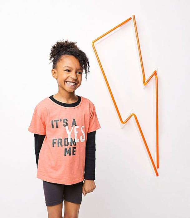 Alesha Dixon Unisex Yes and No Slogan T Shirt