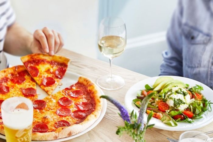 Three Course Meal + Two Drinks for Two at Prezzo