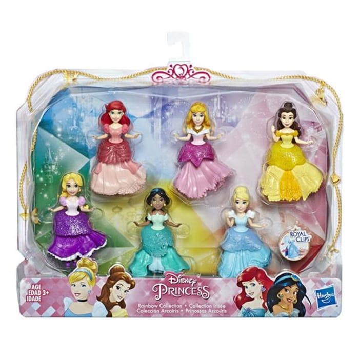 Best Price! Disney Princess Rainbow Pack