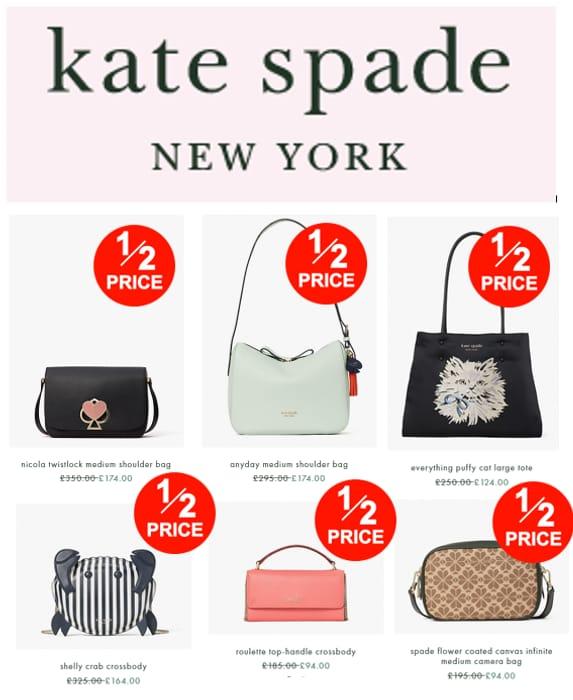 Kate Spade - SALE HANDBAGS - up to 50% OFF