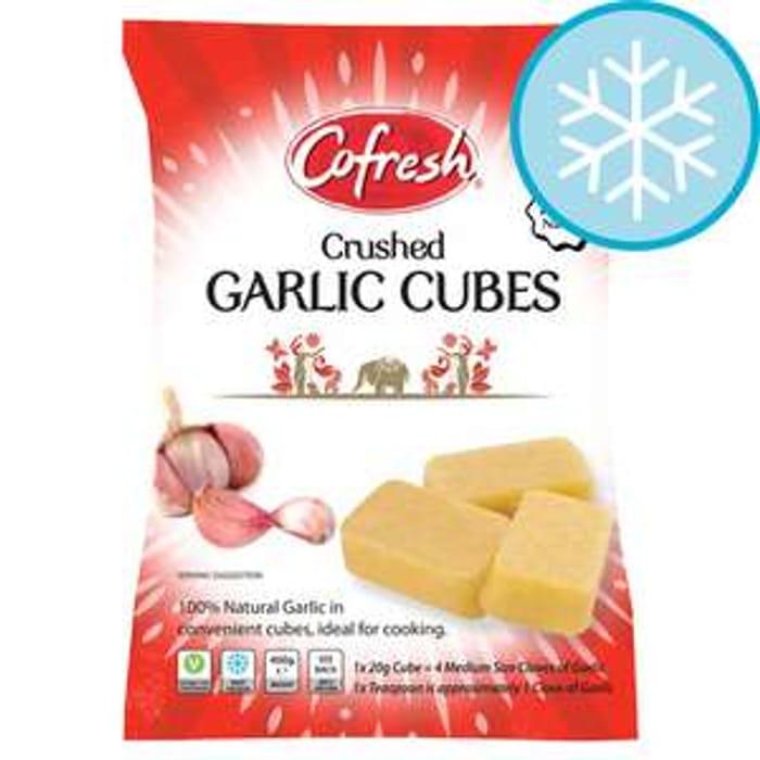 Cofresh Crushed Frozen Garlic 400G Club Card Price