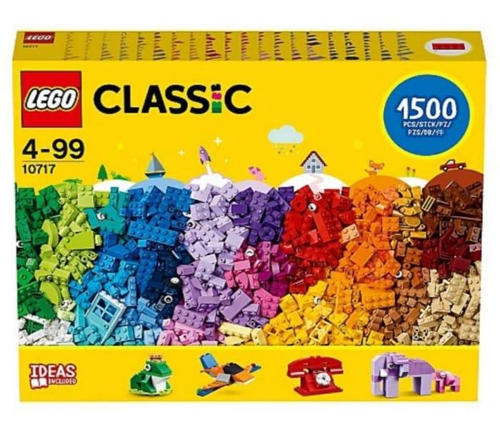 Cheap LEGO Classic Bricks 10717 at ASDA