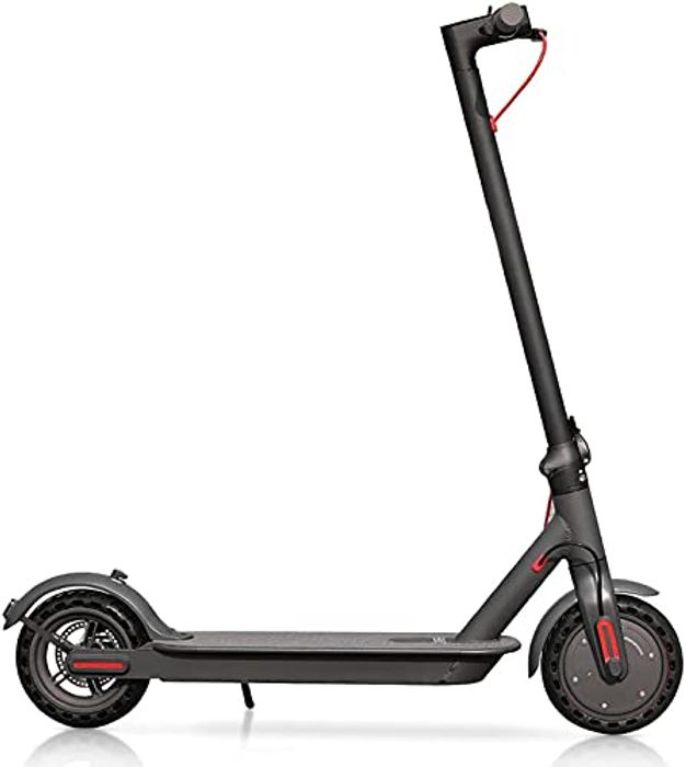 350W Electric E-Scooter with Powerful Battery & Scooter Motor, Lightweight