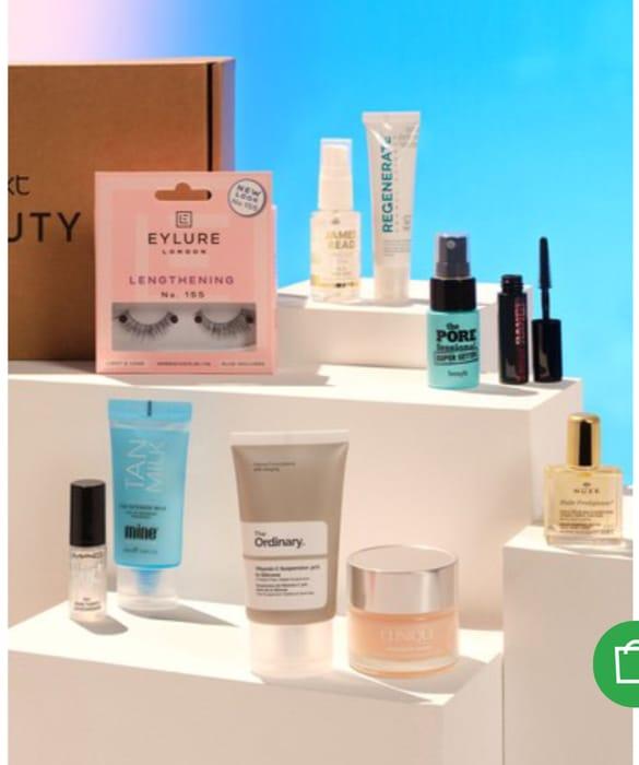 Summer Saviours Beauty Box (Worth over £70)