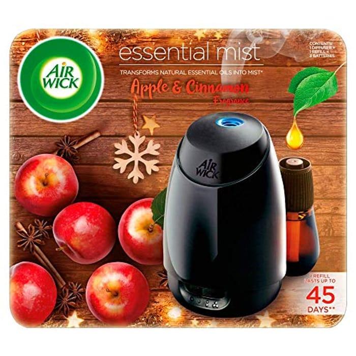 Airwick Air Freshener Essential Mist Aroma Kit