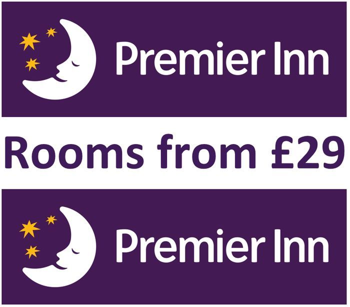 PREMIER INN Cheapest Hotel Rooms from Only £29!