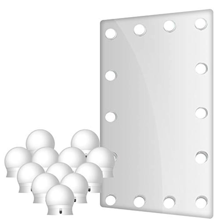 LEDGLE LED Vanity Mirror Lights Kit