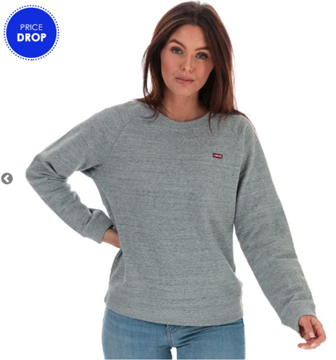 Levis Sweater Down From £49.99 to £16.99