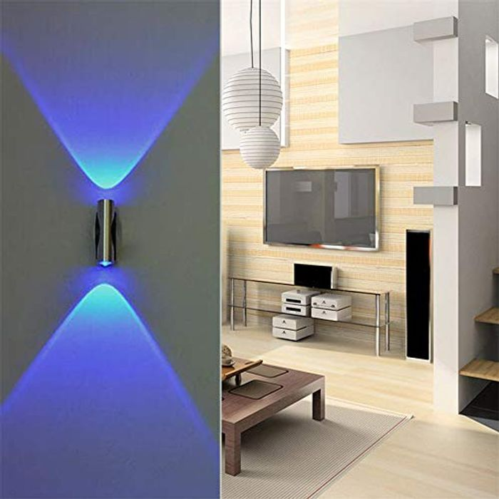 LED Wall Light up and down Wall Sconce Modern - Only £10.99!
