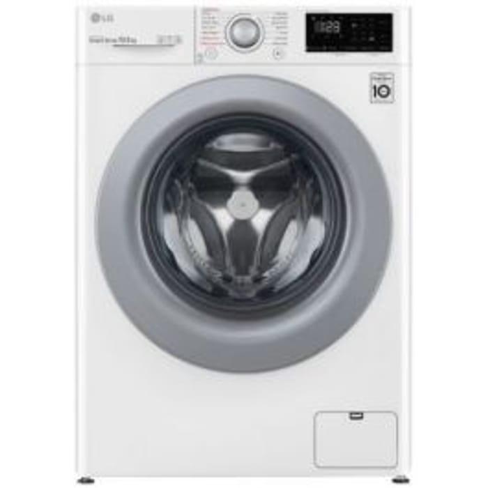 LG F4V310WSE 10.5Kg Washing Machine - Only £399!