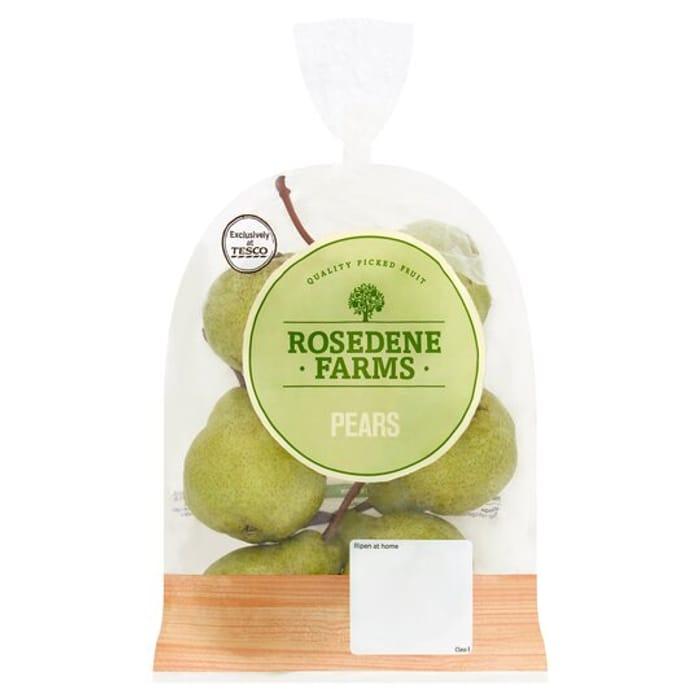 Rosedene Farms Small Pear Pack 550G