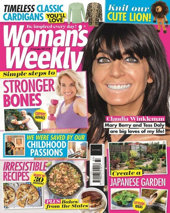 Treat Yourself to 6 Issues of Womans Weekly for £1 RRP £31