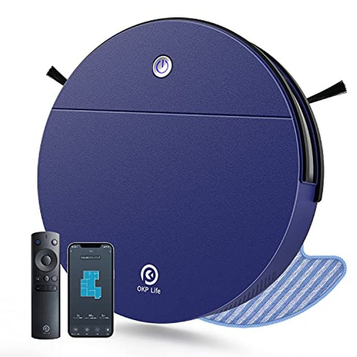 Robot Vacuum Cleaner Only £89.99 + Free Delivery