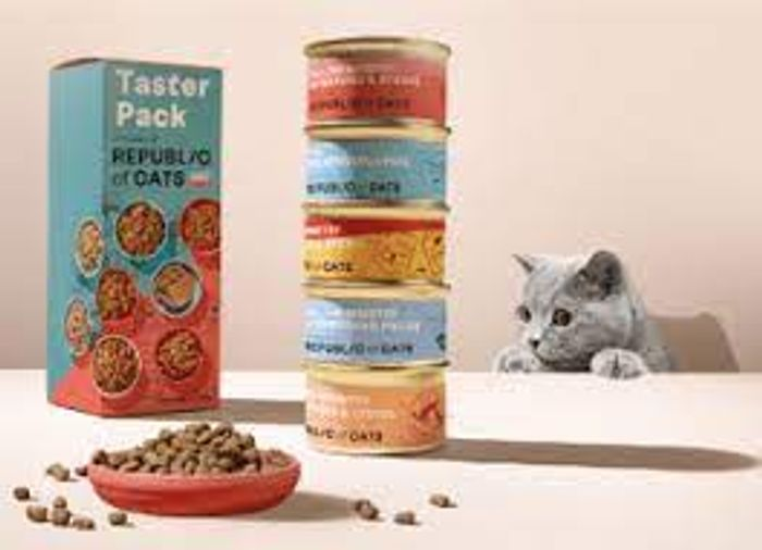 Republic of Cats - 28 Meal Personalised Cat Food - Just £2.50 Delivered!