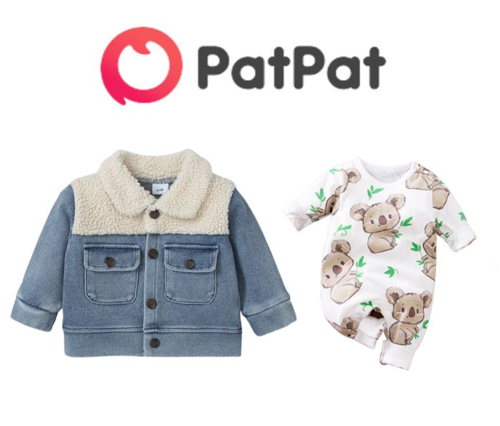 PatPat 7th Birthday. up to 50% off + Extra 20% off with Exclusive Code: PATLDS20