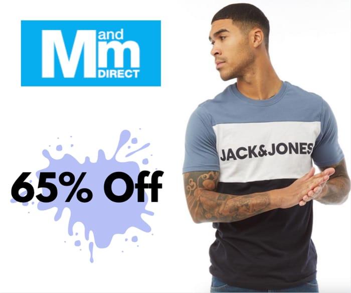 New Season Wardrobe Sale at MandMDirect! Up to 65% Off