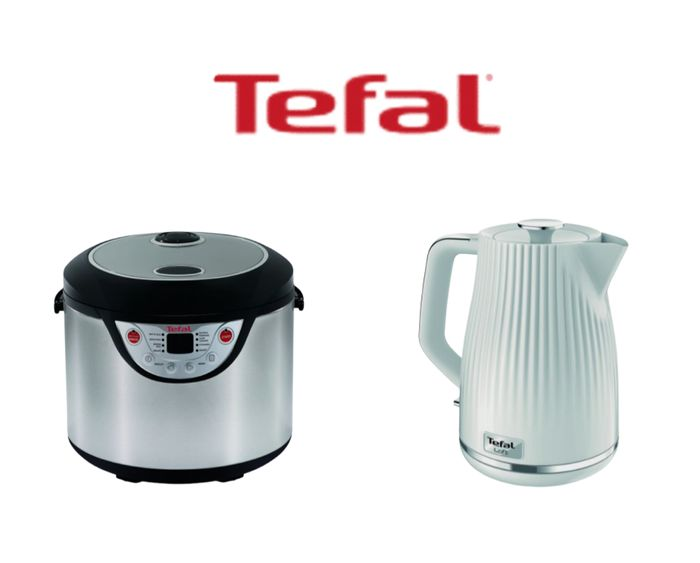 Get 30% Off Everything at Tefal + Free Delivery
