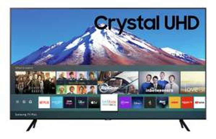 """Samsung 65"""" Smart 4K Ultra HD TV with HDR + £200 Offers - £499 Delivered"""