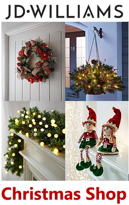 JD Williams Christmas Shop - PUT SOME TWINKLE IN YOUR CHRISTMAS!