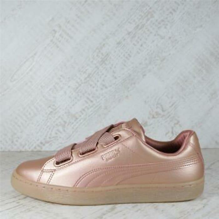 79% Off - Puma Women's Metallic Copper Trainers - £16.99 Delivered
