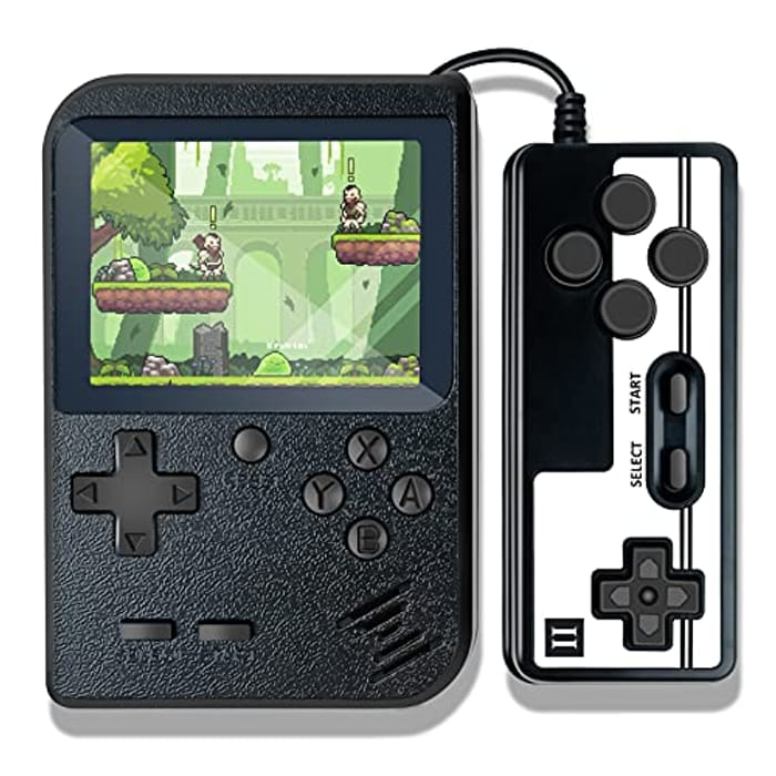 Retro Game Console, Handheld Game Console, Portable Game - Only £12.99!