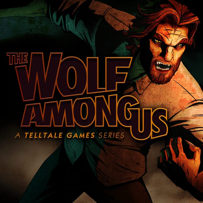 PS4 the Wolf among Us £3.24 at PS Store