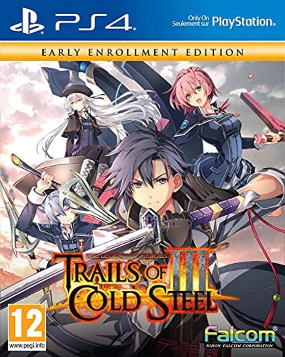 The Legend of Heroes: Trails of Cold Steel - Only £19.99!