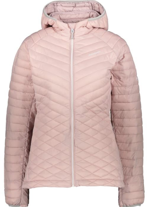 CHEAP! CRAGHOPPERS Pink Marshmallow Hooded Padded Jacket