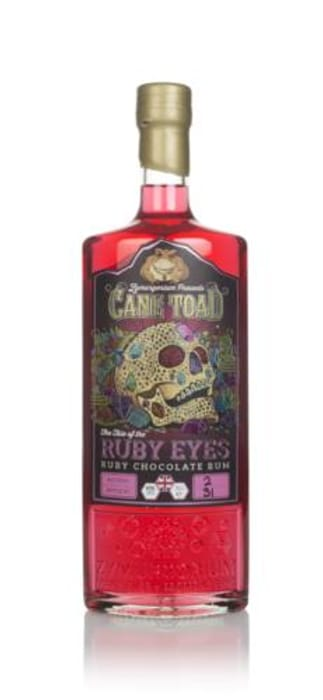 Cane Toad Ruby Chocolate Rum