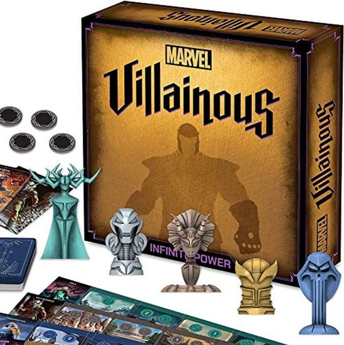 Ravensburger Marvel Villainous Infinite Power - Strategy Board Game
