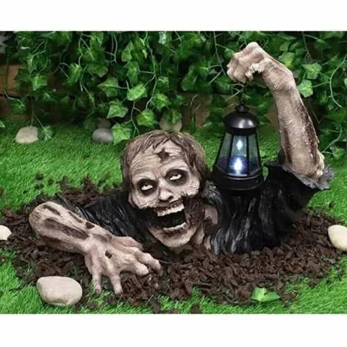 Zombie Lighting Garden Landscape Decoration - Zombie Garden Statue