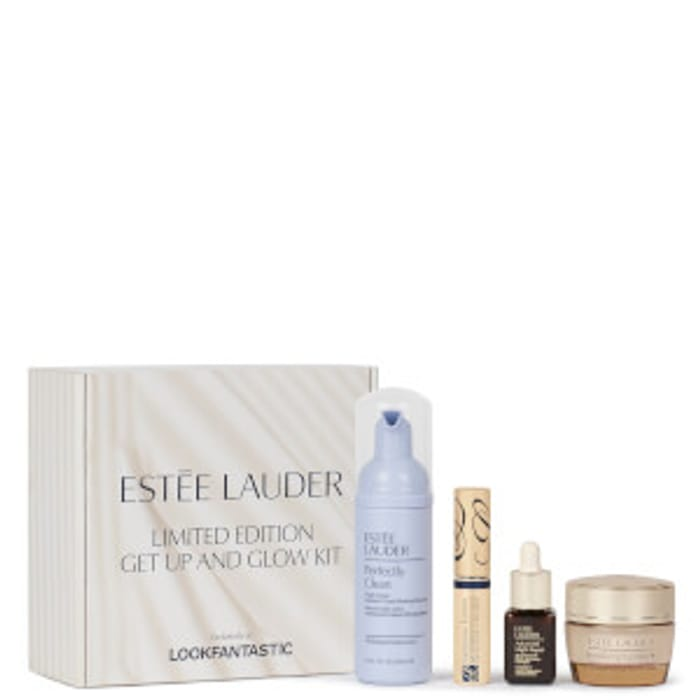 Estee Lauder Get Up and Glow Kit (Worth £40.00)