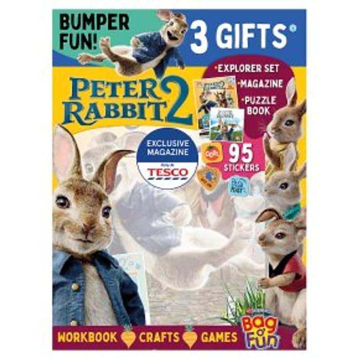 Peter Rabbit 2 Exclusive Book