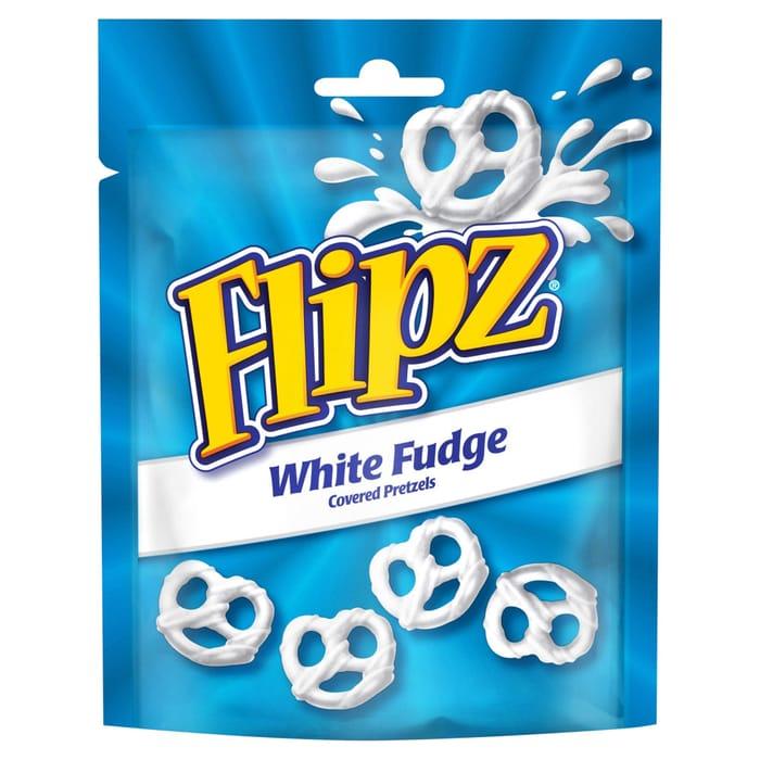 McVitie's Flipz White Chocolate Fudge Pretzels 90g