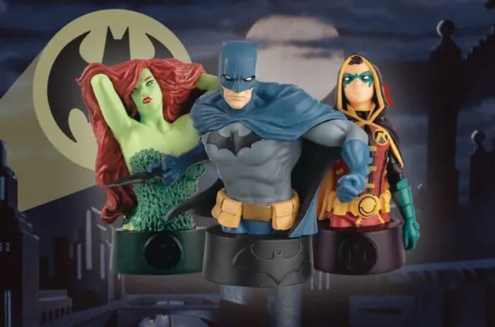 3 for £25! Batman Collectables