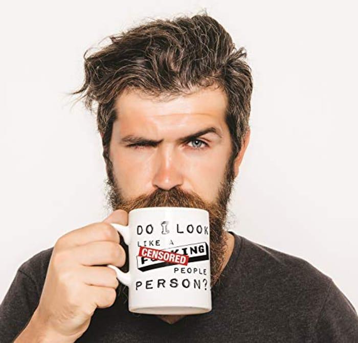 Do I Look like a F*****g People Person Mug