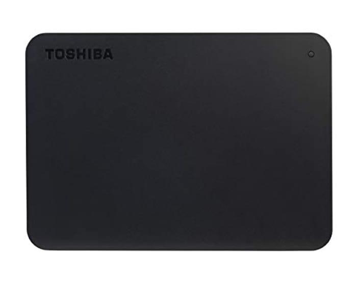 Toshiba Canvio Basics 1TB Portable External Hard Drive USB