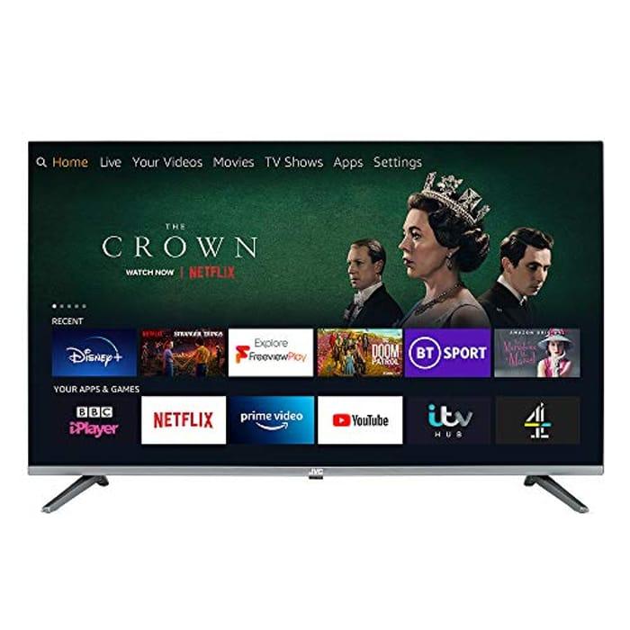 "Best Price! JVC LT-32CF600 Fire TV Edition 32"" Smart HD Ready LED TV"