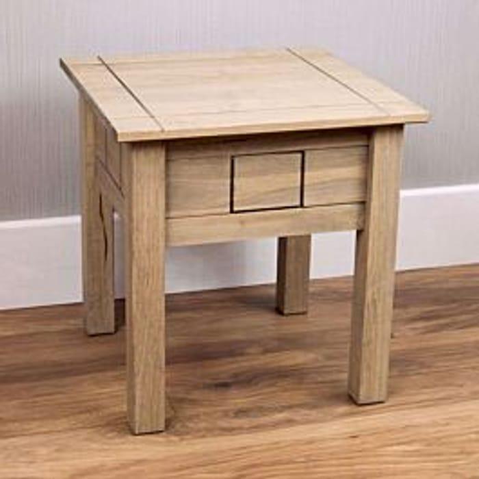 *SAVE £100* Vida Designs Panama Lamp Table