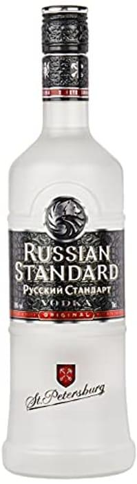 Russian Standard Original Vodka, 70cl - Only £13!