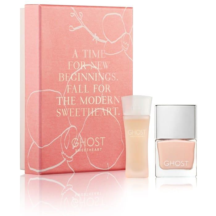 Ghost Sweetheart Eau De Toilette 5ml Gift Set