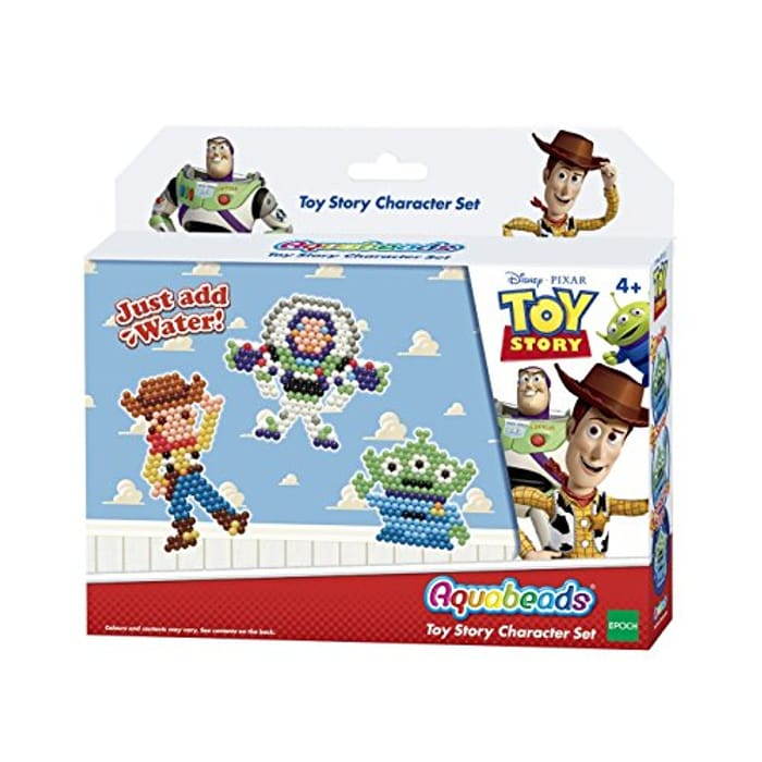 Aquabeads 30118 Toy Story Character Set - Only £4.99!