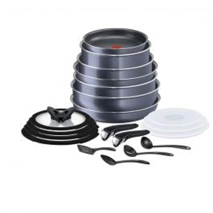 Ingenio Elegance L2319153 20-Piece Pan Set - Only £127.40!