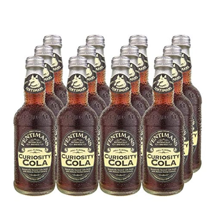 Fentimans Curiosity Cola, 12 X 275ml Bottles